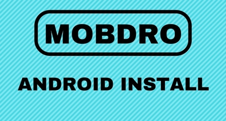 Mobdro Android App Download