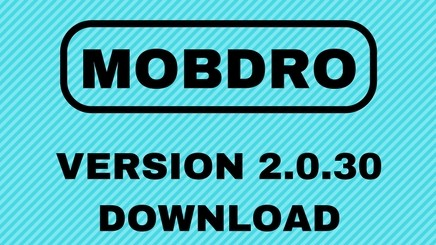 Mobdro App (Apk) Download 2.0.30