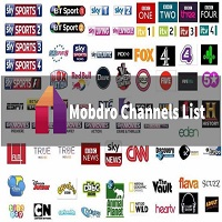 Mobdro Channels List