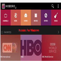 Mobdro Windows