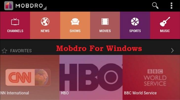 Mobro Windows