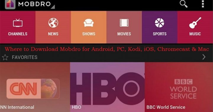 where to download mobdro