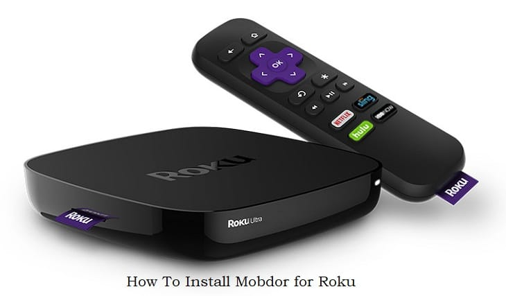 Mobdro For Roku