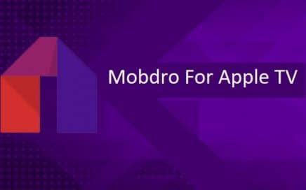 Mobdro for apple tv
